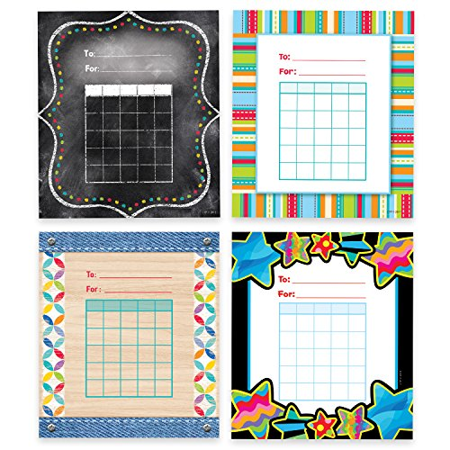 Creative Teaching Press Student Incentive Charts Variety Pack - 5 1/4 x 6 - Pack of - Teaching Charts