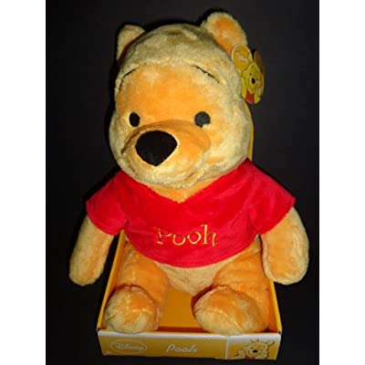 Disney Classic Character WTP Pooh Medium Plush: Toys & Games