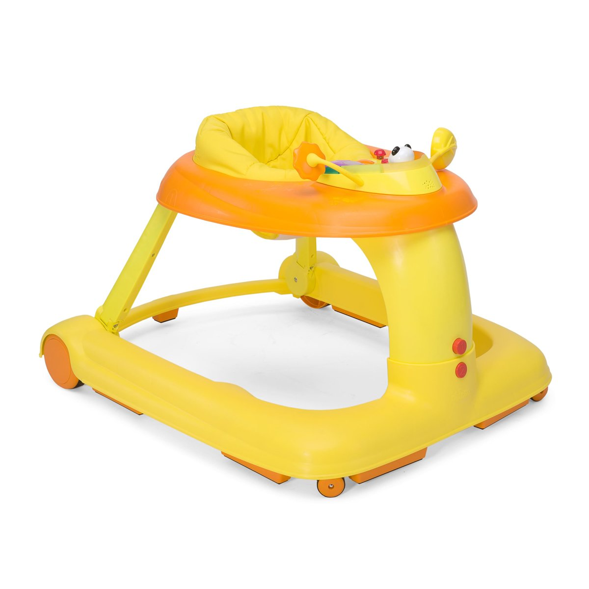 Chicco Trotteur 1 2 3 Orange  Amazon.fr  Bébés   Puériculture abdcfdfab72