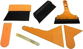 Folien Rakel Set Tönungsfolie Sonnenschutz Folie Montage Abziehen Werkzeug Auto