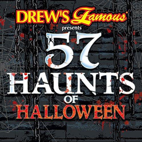 Drew's Famous 57 Haunts of Halloween CD by The Hit Crew -