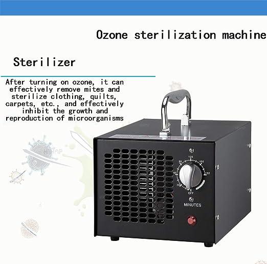 LLXLJ El ozono móvil esterilizador, esterilización del hogar del ...