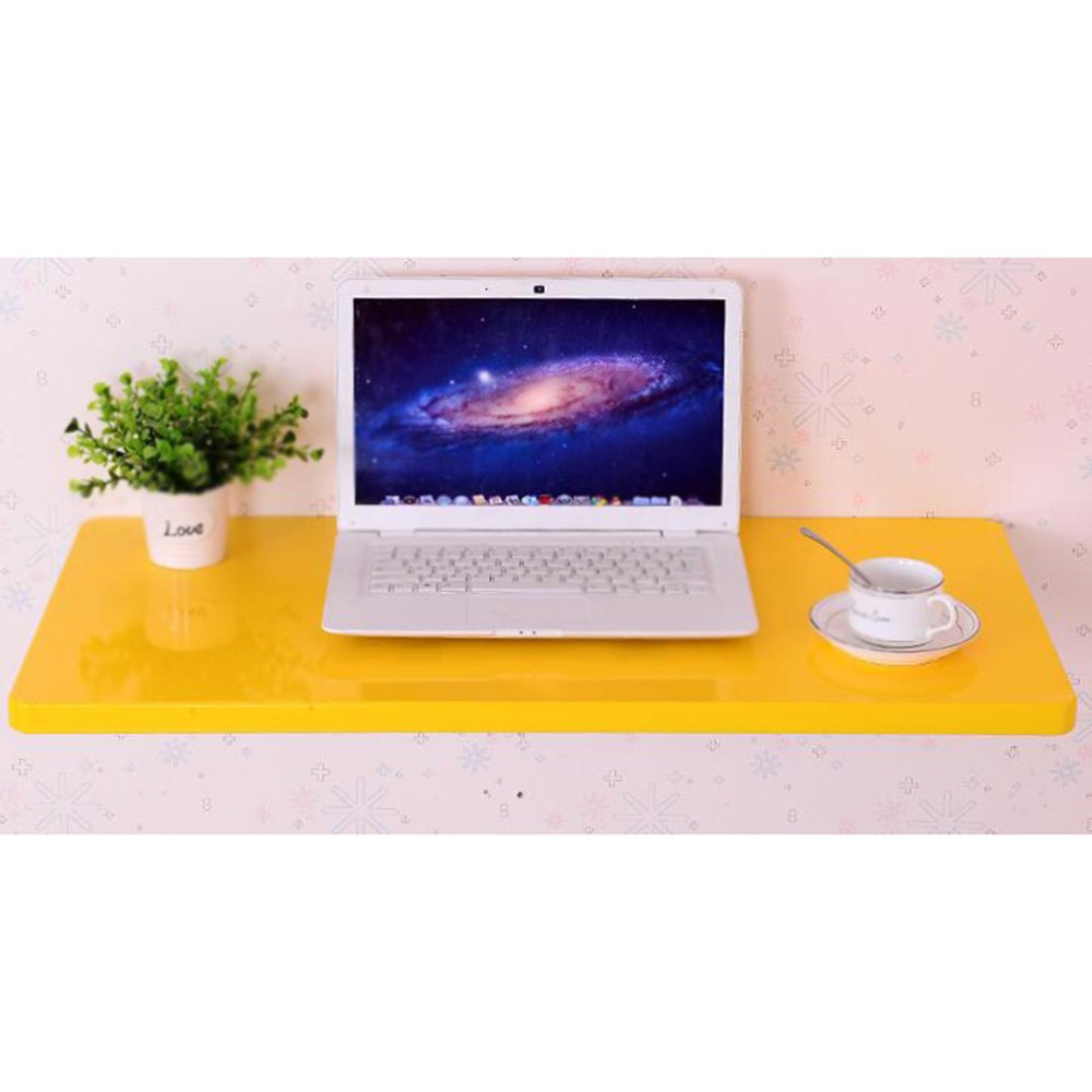 XIAOLIN 折りたたみテーブルソリッドウッドダイニングテーブルノート壁掛けテーブル壁掛けコンピュータデスク壁掛けテーブルオプションの色、サイズ (色 : 03, サイズ さいず : 90*40) B07D526RNX 90*40|03 3 90*40