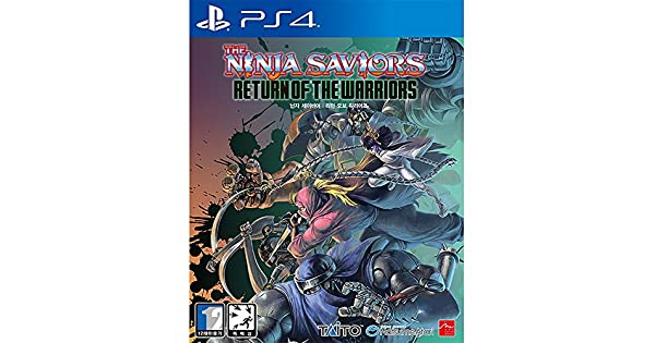 Amazon.com: The Ninja Saviors: Return of the Warriors Korean ...
