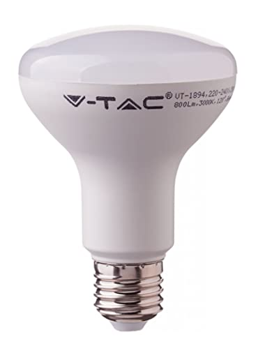 bombilla LED 10 W Bulb Reflector R80 Chip Samsung V-TAC Pro Casquillo E27 vt