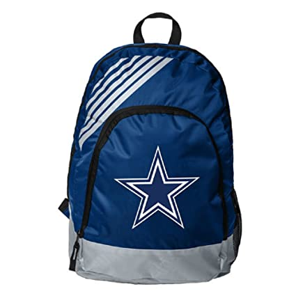 849eade930 Amazon.com : Dallas Cowboys Border Stripe Backpack : Sports & Outdoors