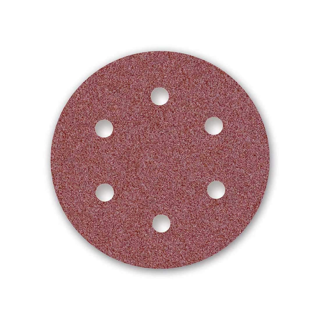 25 MENZER Hook & Loop Sanding Discs for Drywall Sanders Ø 225 mm - Grit 120-6 hole