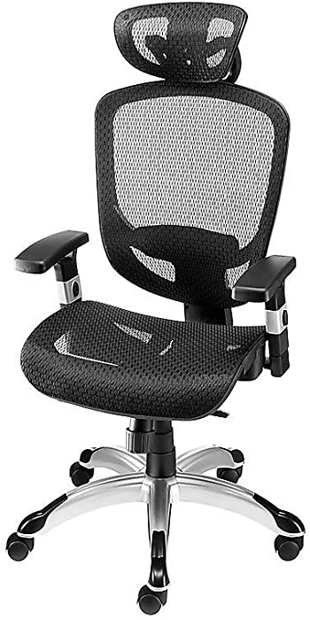 Staples 990119 Hyken Technical Mesh Task Chair Black