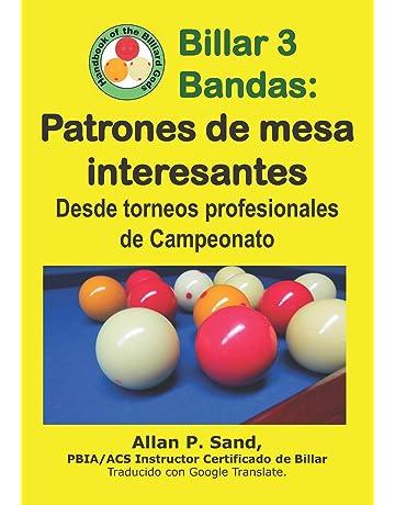 Billar 3 Bandas - Patrones de mesa interesantes: Desde torneos ...