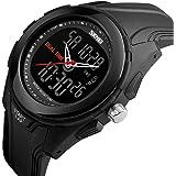 Digital Sports WristWatch for Boys & Men, Skm-1157