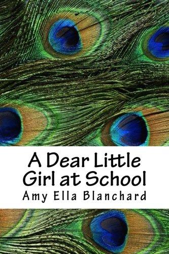 A Dear Little Girl at School