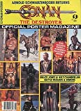 Poster Magazine Conan the Destroyer