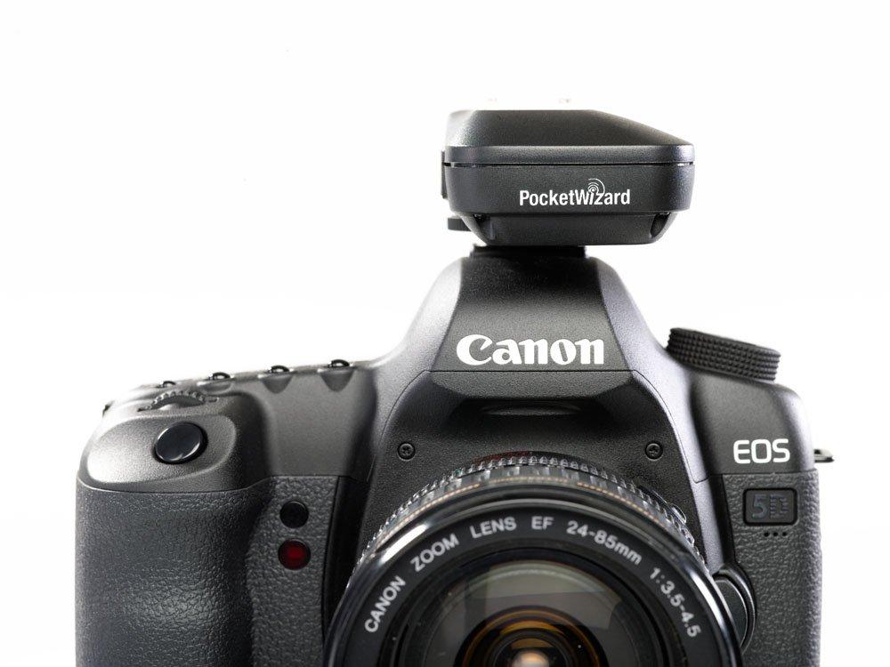 PocketWizard MiniTT1 Radio Transmitter for Canon TTL Flashes and Digital SLR Cameras by PocketWizard