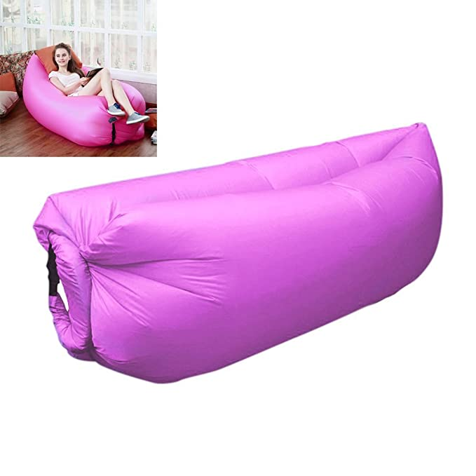 easylavie sofá tumbona hinchable de Luxe - Saco de dormir ...