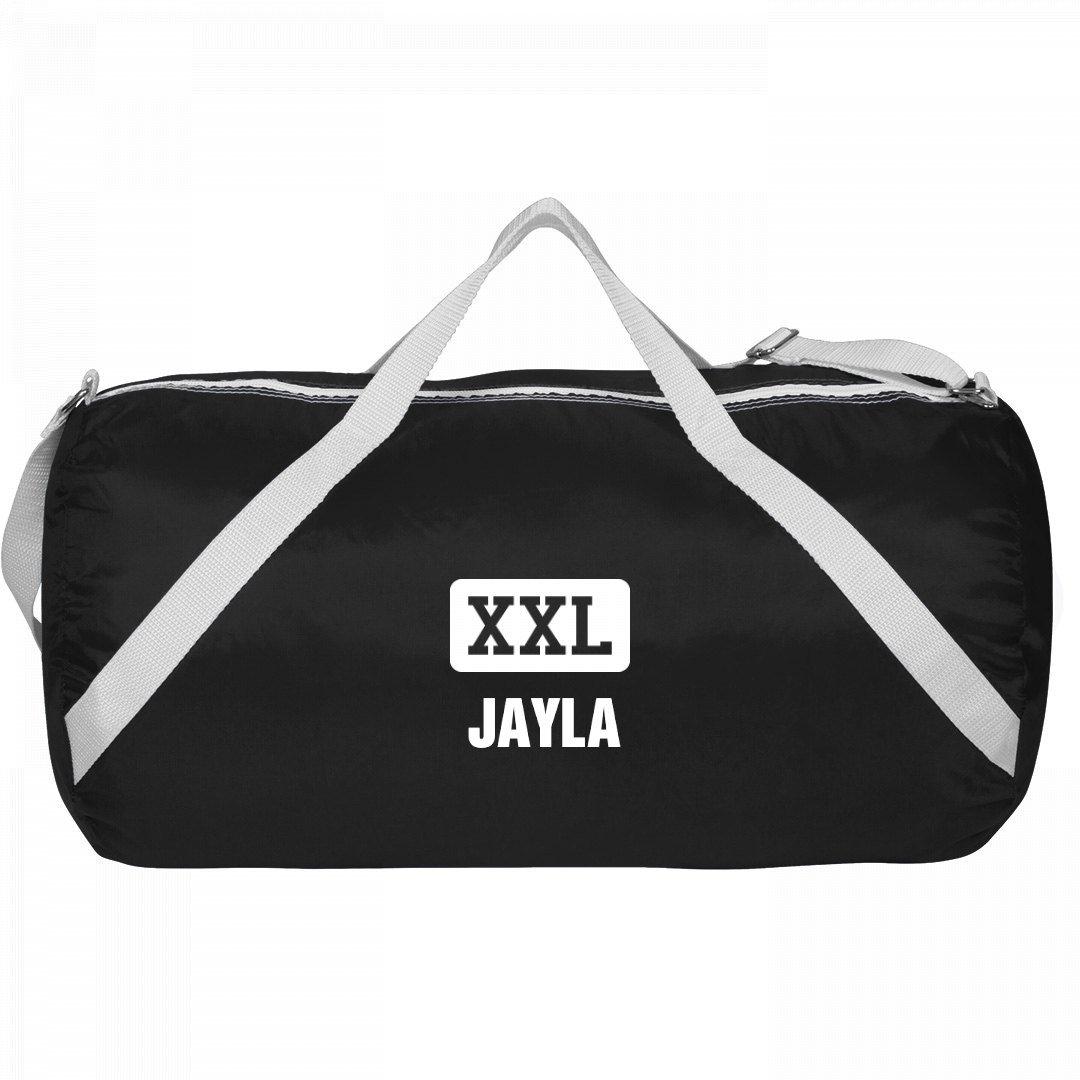 Athletic Gym Bag Jayla: Sport Roll Liberty Bag by FUNNYSHIRTS.ORG