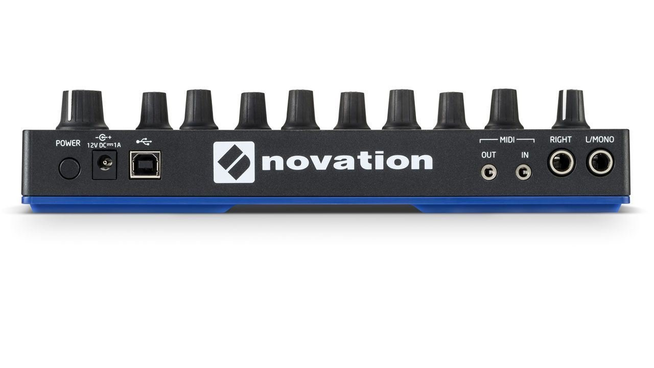Novation Circuit Groove Box + Sample Import w/ 1/8'' MIDI Cable & Ableton by Novation (Image #2)