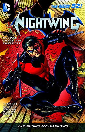 Nightwing Vol. 1: Traps and Trapezes (The New 52) (Nightwing (Graphic Novels)) by DC Comics