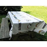Rico San Diego Chargers 2-Pack Table Cover