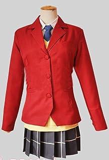 Tonari No Kaibutsu-kun Girl's Uniform Cosplay Costume Customize Cosplay Costume XL