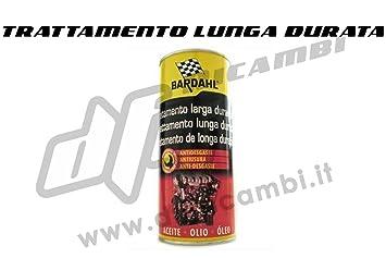 Bardahl, Aditivo para aceite de motor, tratamiento de larga duración, 400 ml: Amazon.es: Coche y moto