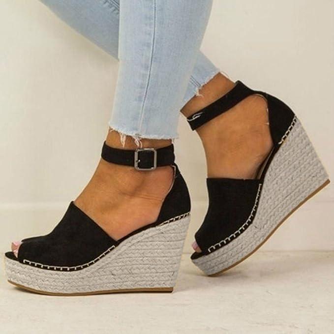 09dd83ef2 Amazon.com  Plus Size Bohemian Sandals For Women