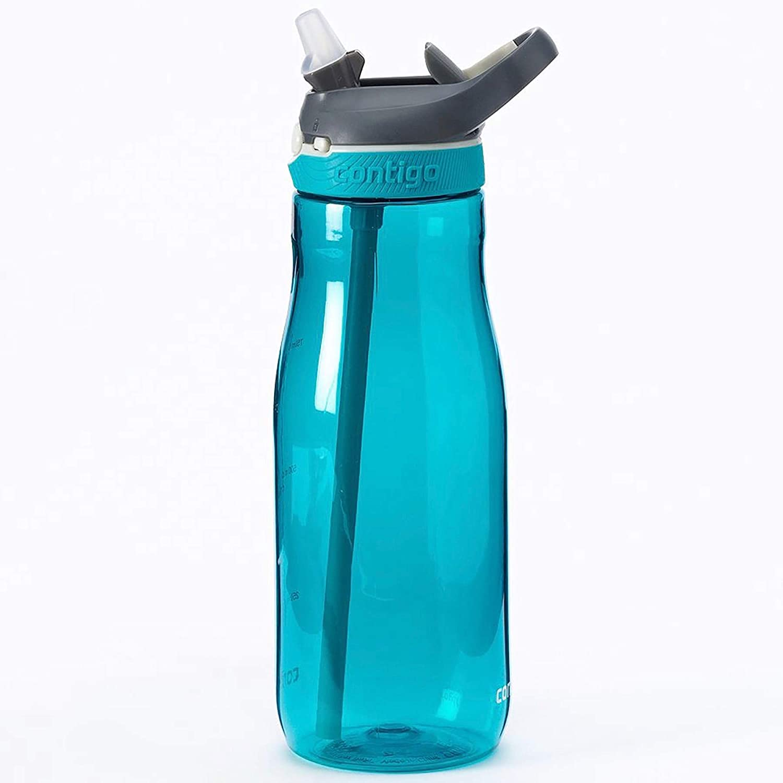Contigo Autospout Ashland Water Bottle, 32oz , Scuba