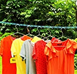 EverSport 2 Pack Clothesline Clothes Drying Rope
