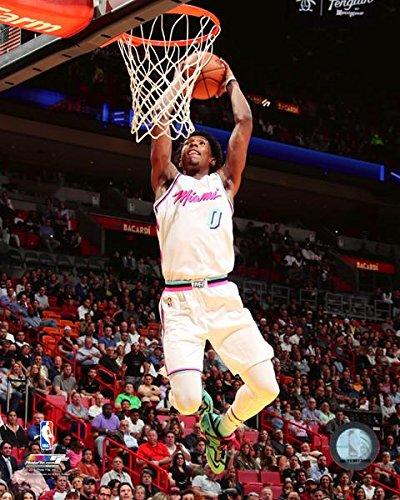 """Josh Richardson Miami Heat NBA Action Photo (Size: 8"""" x 10"""")"""