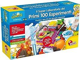 Lisciani Giochi 56293 - I'm a Genius I Miei Primi 100 Esperiment
