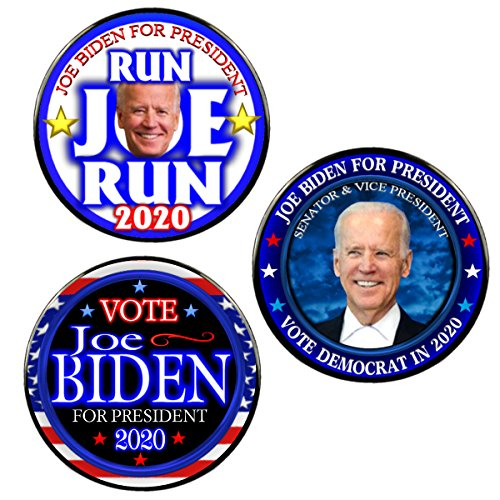 (Pack-3 Joe Biden 2020 Magnets, 2.25