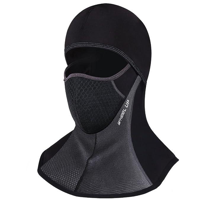 110 opinioni per ROTTO Passamontagna Moto Balaclava Nero Sci Snowboard Bici Mask Impermeabile