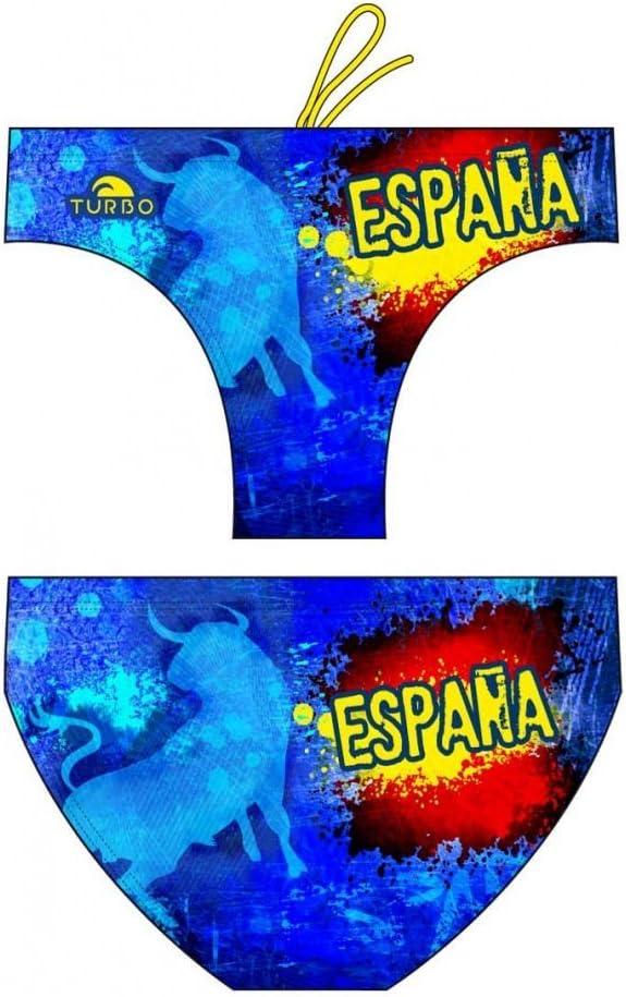 ESPAÑA - Bañador slip hombre: Amazon.es: Deportes y aire libre