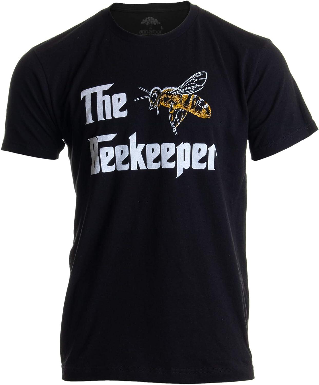 The Beekeeper | Bee Keeper Keeping Apiary Cool Funny Joke Men Women T-Shirt