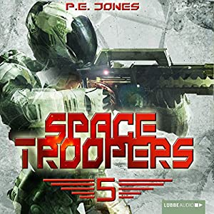 Die Falle (Space Troopers 5) Hörbuch