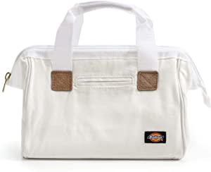 Dickies 57043 12-Inch Work Bag, White