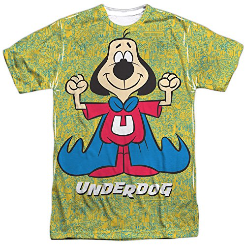 The 8 best underdog cartoon items