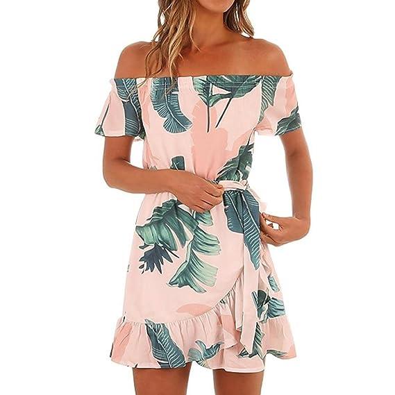 Vestidos para fiesta hawaiana blancos