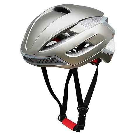 YTBLF Casco De Bicicleta De Montaña De Fibra De Carbono Casco De Bicicleta De Montaña Adulta