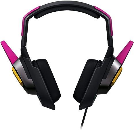 Razer RZ04-02400100-R3M1 - Auriculares para Juegos D.Va diseño ...