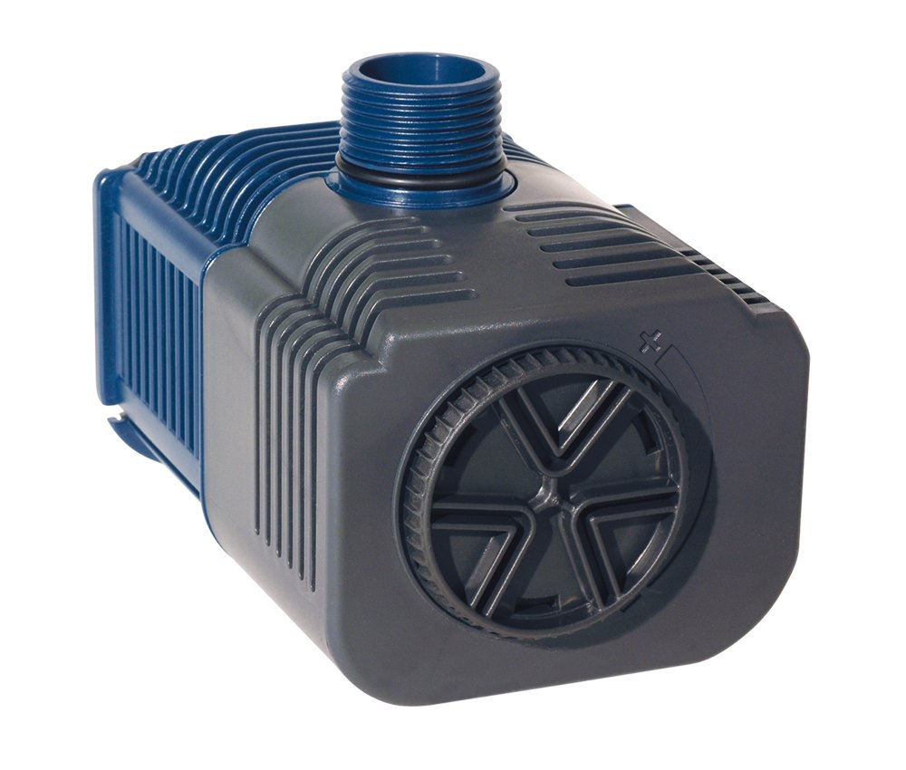 Quiet One Lifegard Aquarium Pump, 991-Gallon Per Hour by Quiet One