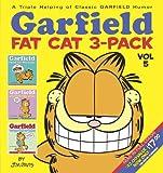 Garfield Fat Cat 3-Pack, Jim Davis, 0345491807