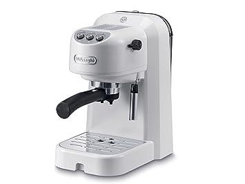 DeLonghi EC 251.W Independiente Máquina espresso Blanco 1 L ...