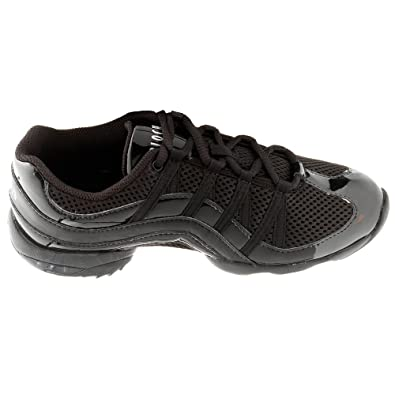 Bloch 523 BLACK Wave Sneaker 5 UK 8 US Noszz