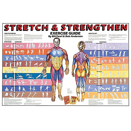 Stretch and Strengthen Poster