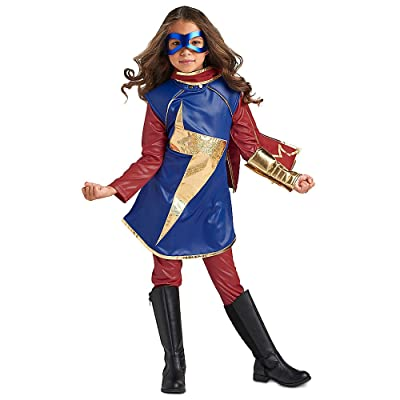 Marvel Ms Costume for Kids: Clothing