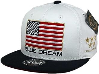 FIELD GRADE Blue Dream Team USA Snapback e86bdc3055cb