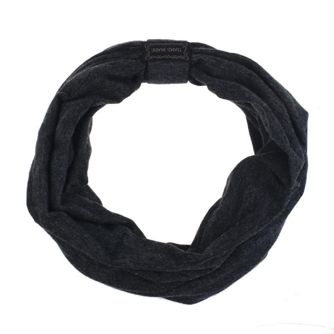 Changeshopping Elastic Sports Headbands For Women Hair Accessories Turban Headwear