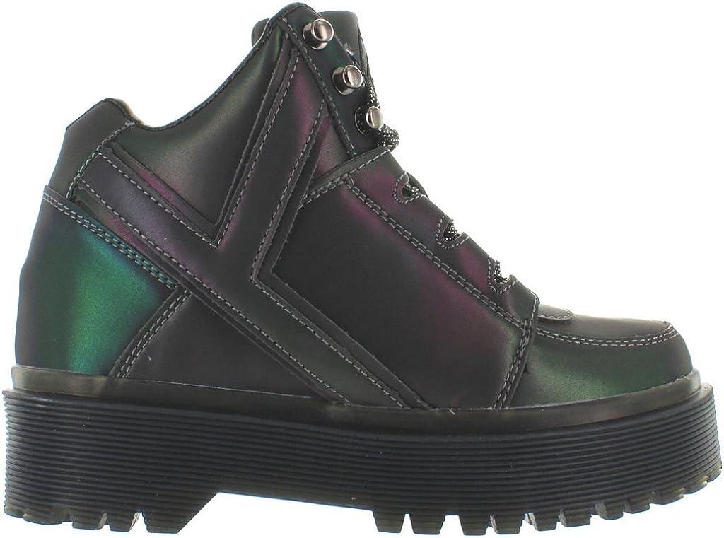 YRU 'Qozmo SLAYR' Military Boots
