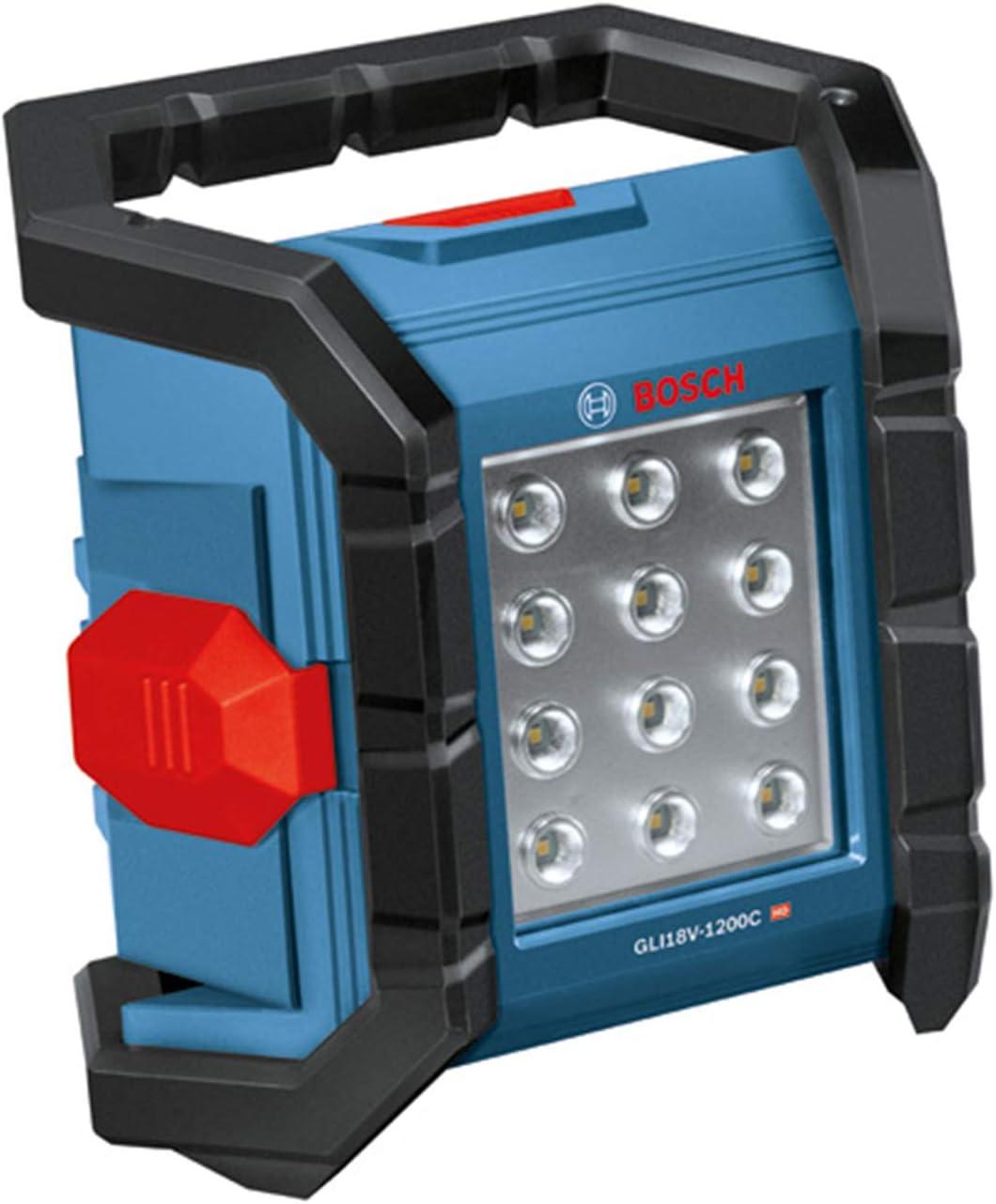 ボッシュ(BOSCH) 14V・18Vコードレス投光器(本体のみ) GLI -1200C