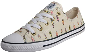 Converse Chuck Taylor All Star Dainty Ox Zapatillas de Deporte para Mujer: Amazon.es: Juguetes y juegos